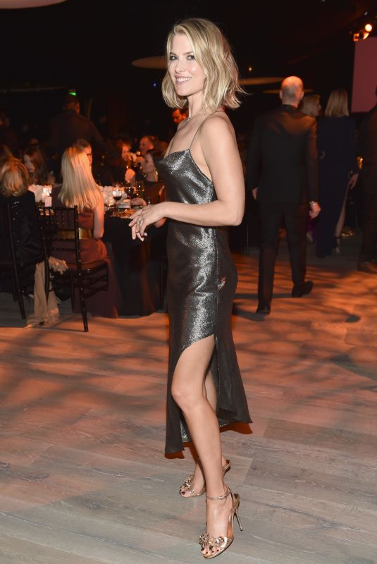 ALI LARTER at Learning Lab Ventures Gala in Partnership with net-a-porter in Beverly Hills 01/25/2018