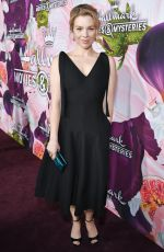 ALI LIEBERT at Hhallmark Channel All-star Party in Los Angeles 01/13/2018