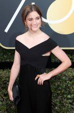ALICE ENGLERT at 75th Annual Golden Globe Awards in Beverly Hills 01/07/2018