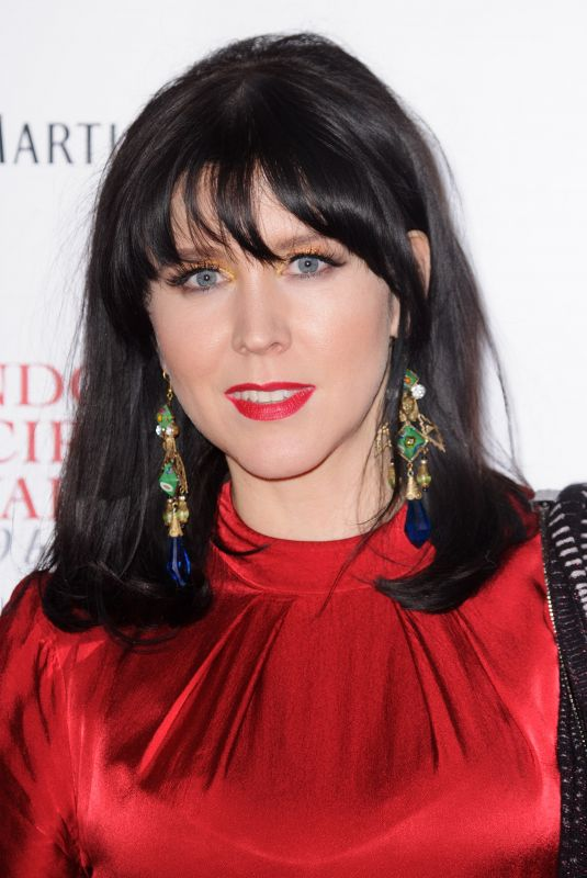 ALICE LOWE at 2018 London Critics Circle Film Awards in London 01/28/2018