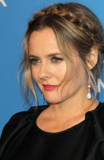 ALICIA SILVERSTONE at Paramount Network Launch Party at Sunset Tower in Los Angeles 01/18/2018