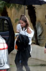ALICIA VIKANDER Out and About in Venice Beach 01/09/2018
