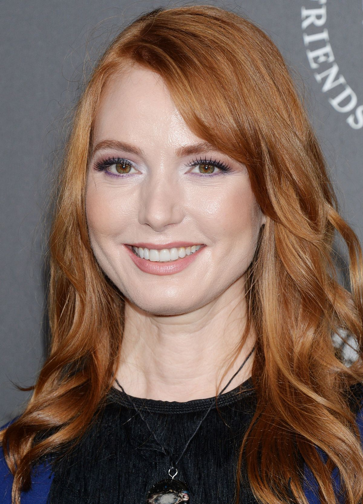 ALICIA WITT at The Art of Elysium Heaven in Los Angeles 01 ...