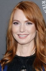 ALICIA WITT at The Art of Elysium Heaven in Los Angeles 01/06/2018