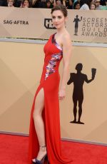 ALISON BRIE at Screen Actors Guild Awards 2018 in Los Angeles 01/21/2018