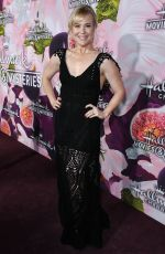 ALISON SWEENEY at Hhallmark Channel All-star Party in Los Angeles 01/13/2018