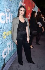 ALIXANDRA VON RENNER at The Chi Premiere in Los Angeles 01/03/2018