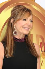 ALLISON JANNEY at 5th Annual Gold Meets Golden in Los Angeles 01/06/2018