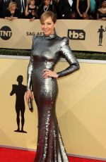 ALLISON JANNEY at Screen Actors Guild Awards 2018 in Los Angeles 01/21/2018