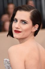 ALLISON WILLIAMS at Screen Actors Guild Awards 2018 in Los Angeles 01/21/2018