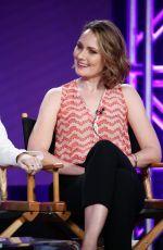 ALLISON WILLIAMS, JENNIFER JASON and ANNA MADELEY at The Patrick Melrose Panel at TCA Winter Press Tour in Pasadena 01/06/2018