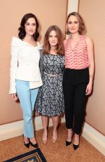 ALLISON WILLIAMS, JENNIFER JASON and ANNA MADELEY at The Patrick Melrose Panel at TCA Winter Press Tour in Pasadena 01/06/2018