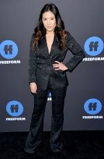 ALLY MAKI at 2018 Freeform Summit in Hollywood 01/18/2018
