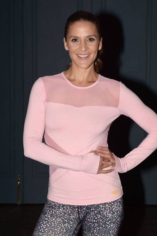 AMANDA BYRAM at Benefit Cosmetics Ireland