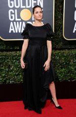 AMANDA PEET at 75th Annual Golden Globe Awards in Beverly Hills 01/07/2018
