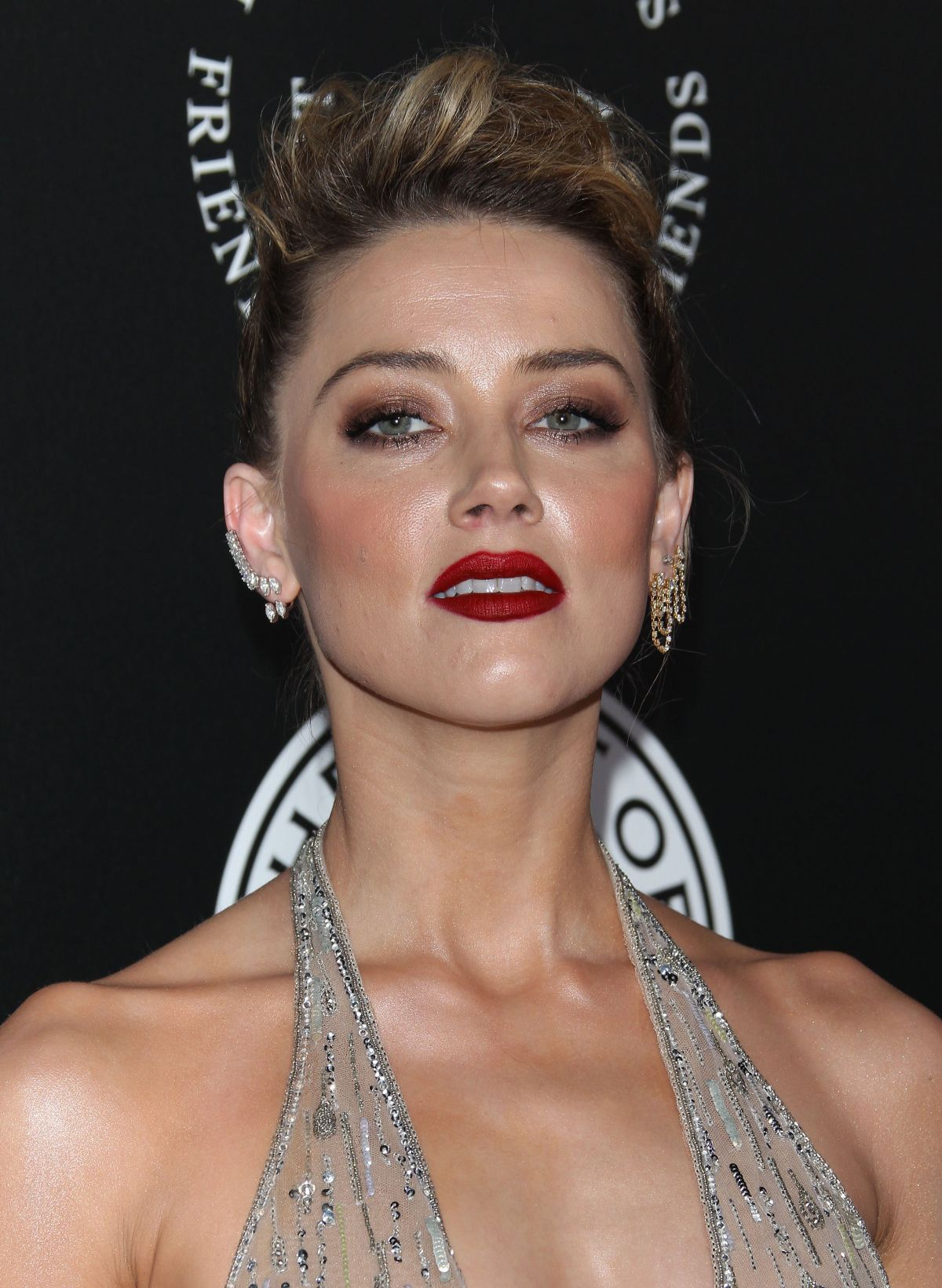 AMBER HEARD at The Art...
