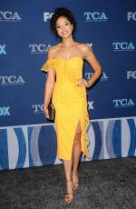 AMBER STEVENS at Fox Winter All-star Party, TCA Winter Press Tour in Los Angeles 01/04/2018