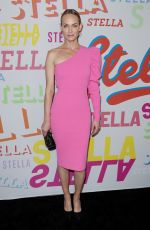 AMBER VALLETTA at Stella McCartney Show in Hollywood 01/16/2018