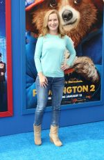 AMGELA KINSEY at Paddington 2 Premiere in Los Angeles 01/06/2018