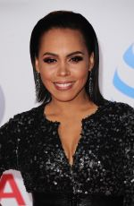 AMIRAH VANN at 49th Naacp Image Awards in Pasadena 01/14/2018