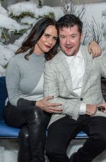AMY LANDECKER at A Kid Like Jake Premiere Pre-party at Grey Goose Bluedoor Lounge at Sundance Film Festival 01/23/2018