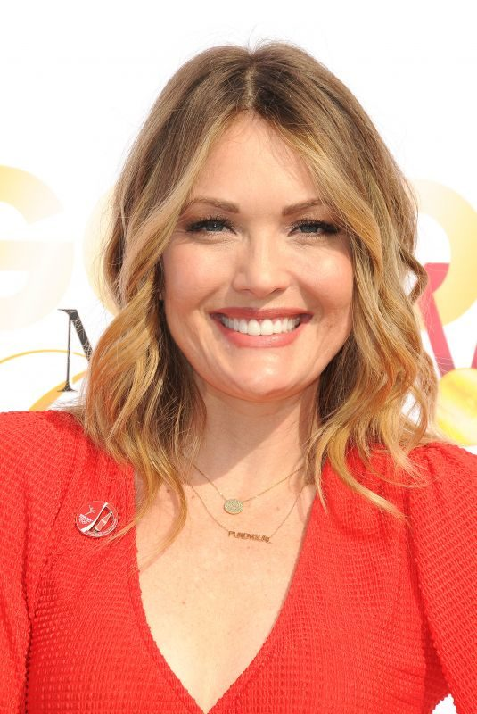 AMY PURDY at 5th Annual Gold Meets Golden in Los Angeles 01/06/2018