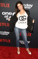 ANA ORTIZ at One Day at a Time Season 2 Premiere in Los Angeles 01/24/2018
