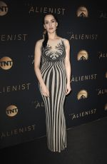 ANASTASIA NICOLE at The Alienist Premiere in Los Angeles 01/11/2018