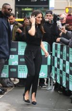 ANDI DORFMAN Arrives at Build Series in New York 01/11/2018