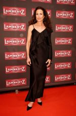ANDIE MACDOWELL at Lambertz Monday Night in Cologne 01/29/2018