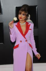 ANDRA DAY at Grammy 2018 Awards in New York 01/28/2018