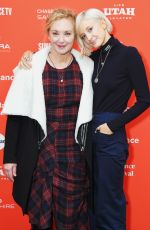 ANDREA RISEBOROUGH at The Tale Premiere at 2018 Sundance Film Festival in Park City 01/20/2018