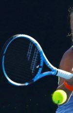 ANETT KONTAVEIT at Australian Open Tennis Tournament in Melbourne 01/17/2018