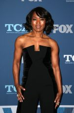 ANGELA BASSETT at Fox Winter All-star Party, TCA Winter Press Tour in Los Angeles 01/04/2018
