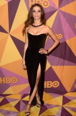 ANGELA SARAFYAN at HBO's Golden Globe Awards After-party in Los Angeles 01/07/2018