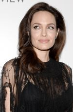 ANGELINA JOLIE at National Board of Review Annual Awards Gala in New York 01/09/2018