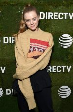 ANNA BARYSHNIKOV at Variety Studio at Sundance Film Festival 01/21/2018