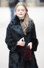 ANNA BARYSHNIKOV Out and About in Park City 01/25/2018