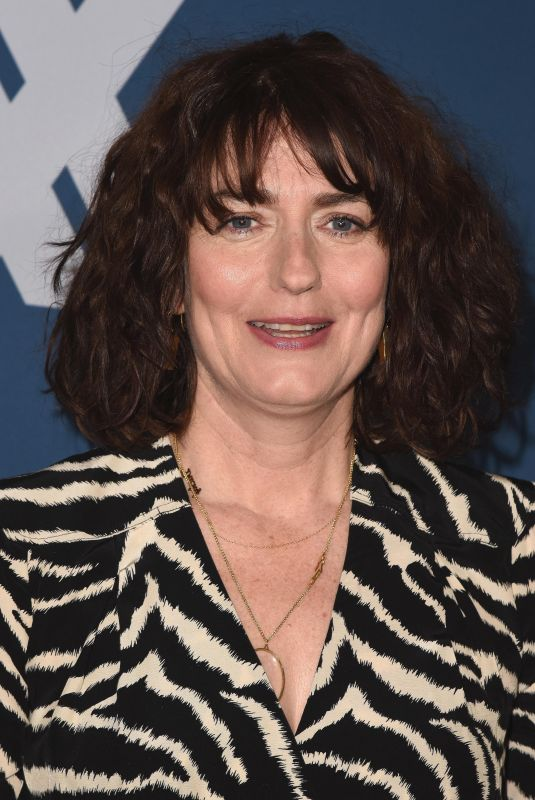 ANNA CHANCELLOR at Starwalk Panel at 2018 Winter TCA Tour in Pasadena 01/05/2018