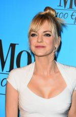 ANNA FARIS at Mom 100 Episodes Celebration in Los Angeles 01/27/2018