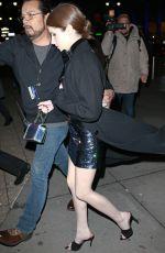 ANNA KENDRICK Arrives at Elton John Concert at Madison Square Garden in New York 01/30/2018