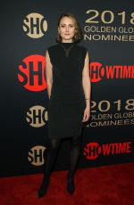 ANNA MADELEY at Showtime Golden Globe Nominee Celebration in Los Angeles 01/06/2018
