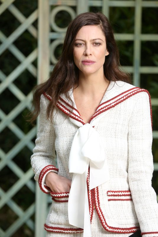 ANNA MOUGLALIS at Chanel Show at Spring/Summer 2018 Haute Couture Fashion Week in Paris 01/23/2018