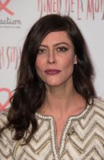ANNA MOUGLALIS at Sidaction Gala Dinner in Paris 01/25/2018