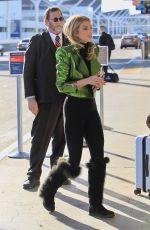 ANNALYNNE MCCORD Arrives at Los Angeles International Airport 01/22/2018