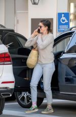 ANNE HATHAWAY Out and About in Los Angeles 01/23/2018