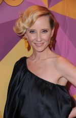 ANNE HECHE at HBO's Golden Globe Awards After-party in Los Angeles 01/07/2018