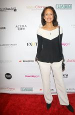 ANNE-MARIE JOHNSON at Secret Room Golden Globe Gifting Suite in Los Angeles 01/06/2018