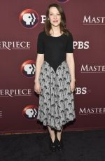 ANNES ELWY at Little Women Show Panel at TCA Winter Press Tour in Los Angeles 01/16/2018