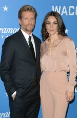 ANNIE PARISSE at Waco World Premiere in New York 01/22/2018at Waco World Premiere in New York 01/22/2018